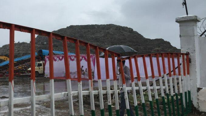 Bandhwari waste to energy plant