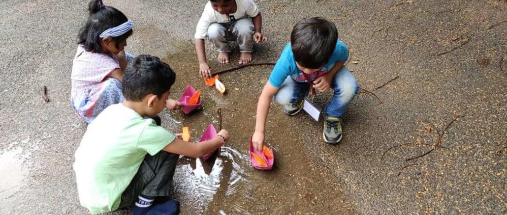 Closure of preschools and playschools
