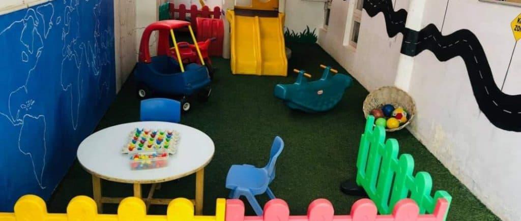 Playschools shut down