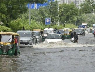 Delhi floods Sept 2021