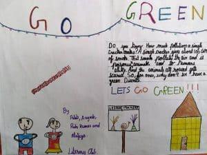 Go Green this Deepavali!