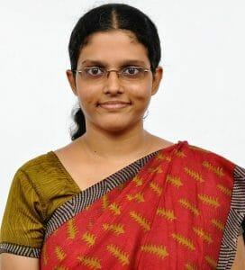 Iswarya V