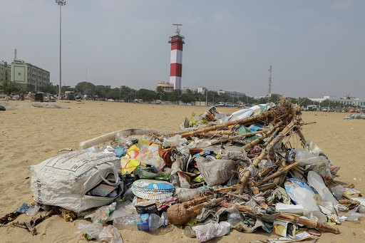 plastic waste poses key challenge to waste management in chennai