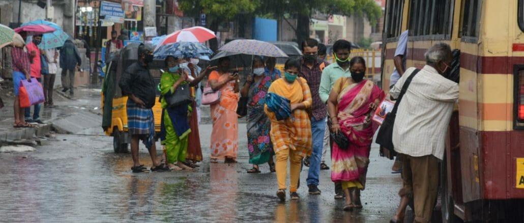 chennai northeast monsoon