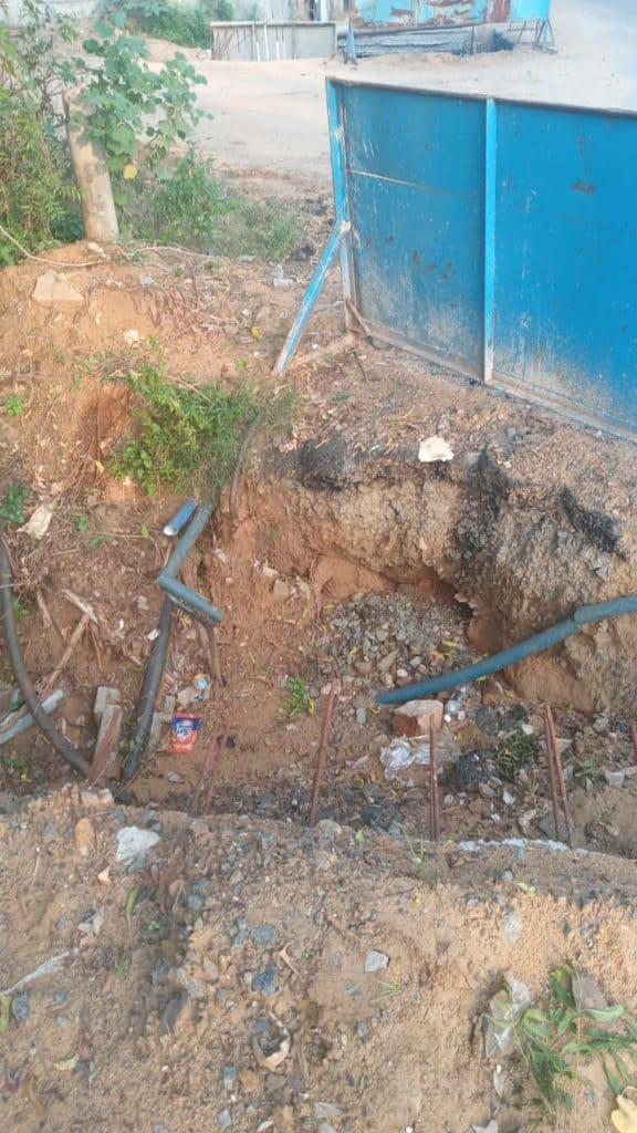 south Chennai stormwater drain