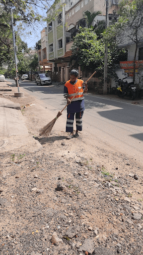 waste collectors are key stakeholder in the process of managing waste