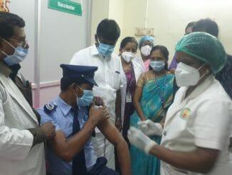 chennai vaccination drive
