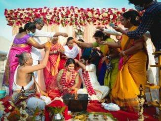 COVID weddings in Chennai
