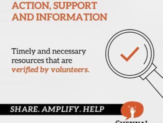 Chennai volunteers COVID resource