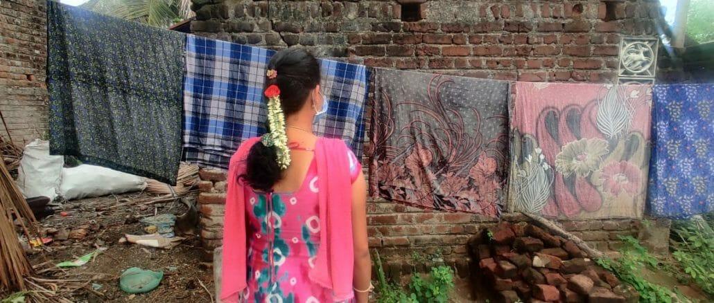women garment workers