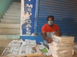 newspaper agents