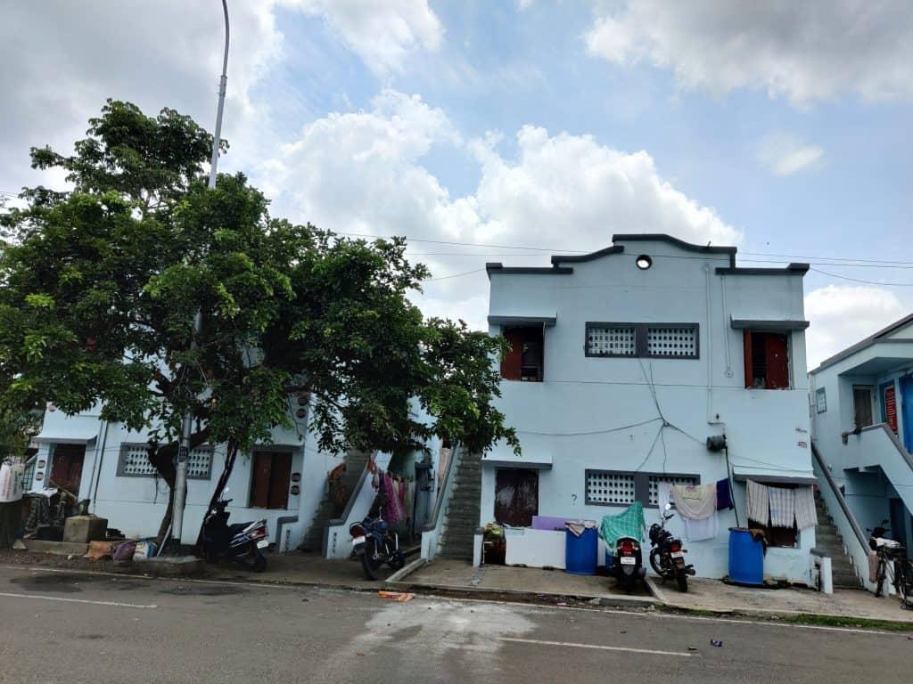 Housing boards of Chennai
