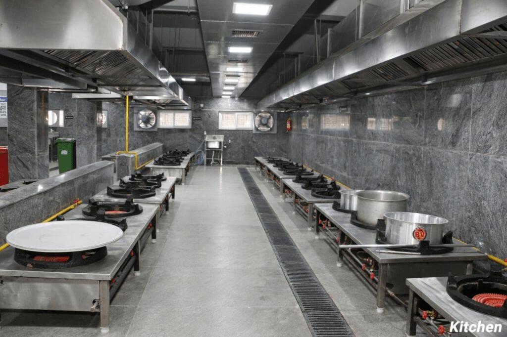 Bohra community kitchen