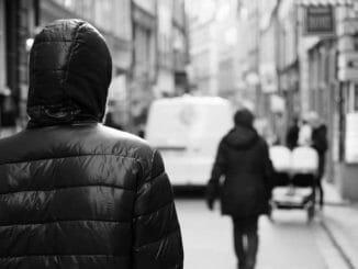 stalking on streets