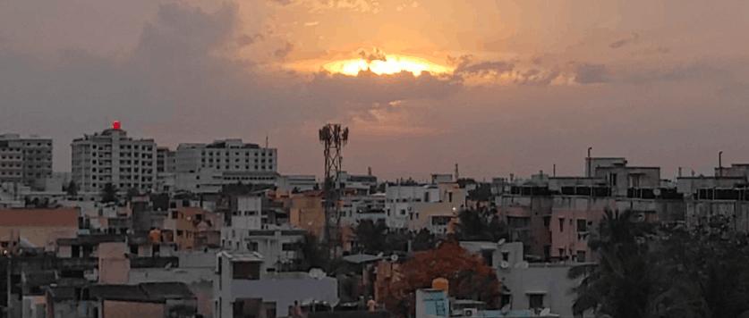 Chennai Heat Island